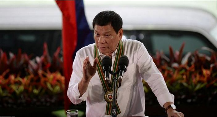 Philippines's Duterte to US: Who Are You to Warn Us